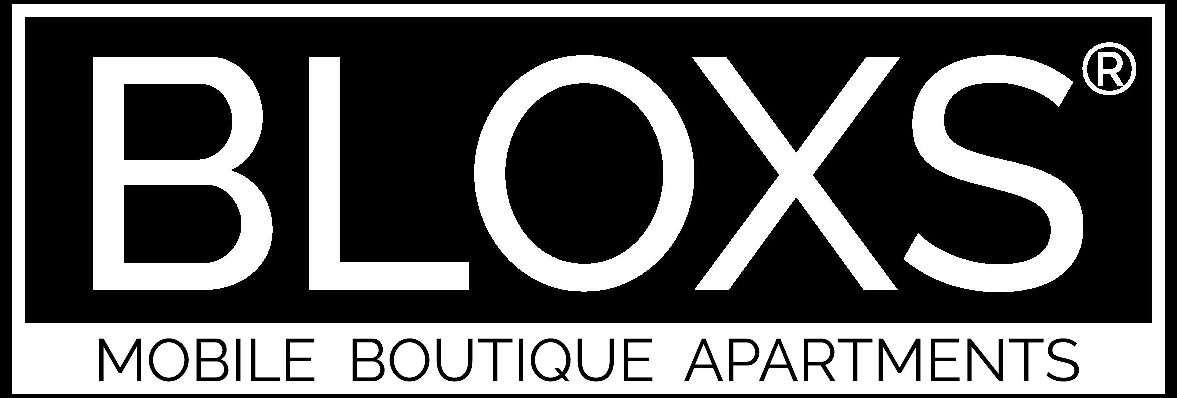 Tiny House BLOXS mobile boutique apartments